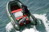 Моторная лодка suzumar DS360